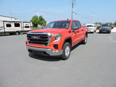 New 2019 GMC Sierra 1500 BASE 4WD Crew Cab Pickup