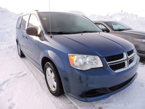 Pre-Owned 2011 Dodge Grand Caravan Express FWD Mini-van, Passenger