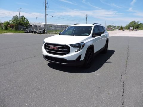 New 2020 GMC Terrain SLE All Wheel Drive Sport Utility