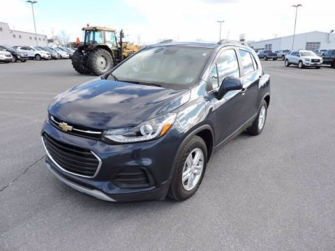 Pre-Owned 2018 Chevrolet Trax LT FWD Sport Utility